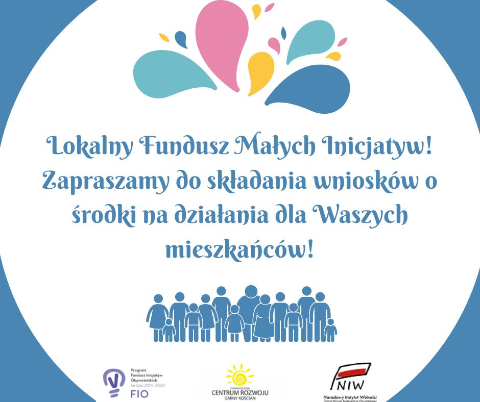 Nabór do konkursu Lokalny Fundusz Małych Inicjatyw