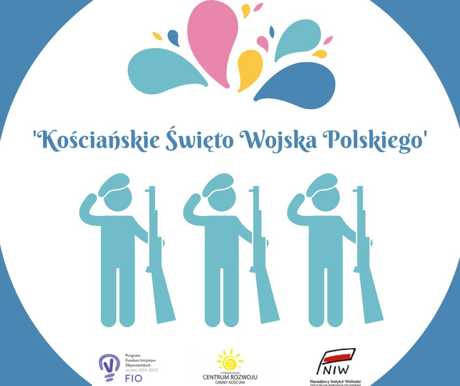 """""""Kościańskie Święto Wojska Polskiego"""""""