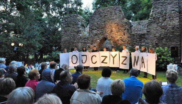 Spotkanie z okazji 220. rocznicy powstania Mazurka Dąbrowskiego